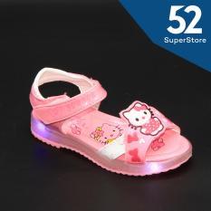 Spesifikasi Dea Sepatu Sandal Velcro Led 1704 157 Pink Size 26 31 Lengkap Dengan Harga