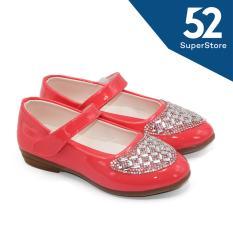Spesifikasi Dea Sepatu Velcro 1704 143 B Watermelon Size 31 36 Dan Harganya