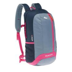 Decathlon Quechua Arpenaz 20 L Day Hiking Backpack - Grey / Navy Blue / Pink Tas Rangsel Gunung  Sekolah Kantor  20L