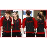 Jual Ratucouple Jaket Pasangan Milan Jacket Couple Ac Milan Fans Club Jaket Bola Sepasang Jacket G*rl Jaket Pria Lc Hitam Branded