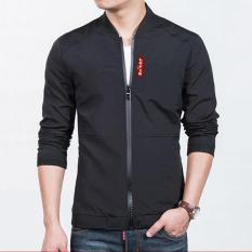 DEcTionS Blazer Pria Diadora Polos Korean Style - Hitam