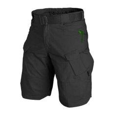 Spesifikasi Dections Celana Pendek Tactical Outdoor Pria Hitam Murah Berkualitas