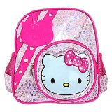 Deerde Ransel Play Group Hello Kitty 3D Pink Deerde Diskon