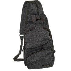 Kualitas Deerde Sling Bag Ransel Organizer Prosport Grey Deerde