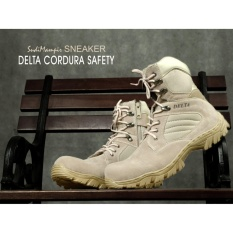 Harga Sepatu Boot Delta Cordura Safety Terbaik