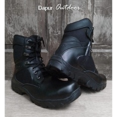 Boot safety Delta cordura Black