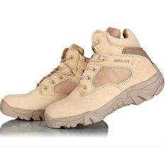 Jual Delta Sepatu Coklat Gurun 6 Inchi Outdor Original Higt Qualityt Delta