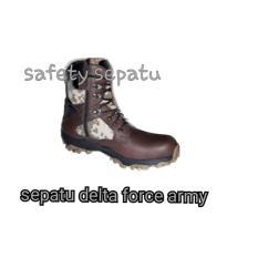 Beli Sepatu Delta Safety Army Cicilan