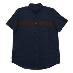 Jual Beli Denim Inc Aguero 2 219 Shirt Navy Baru Jawa Barat