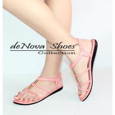deNova - Sandal Teplek kronjo tali belakang karet
