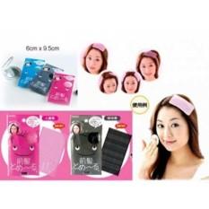 DEVmart - Dariya Hair Velcro Penahan Poni Unik Isi 2 Pcs