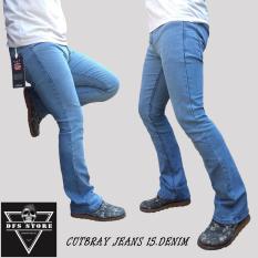 Jual Beli Online Dfs Celana Jeans Denim Cutbray Rpia Bioblits