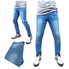 Jual Dfs Celana Jeans Skinny Slimfit Pensil Pria Bioblits Scrub Online