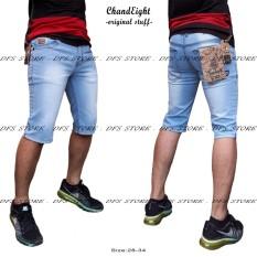 Harga Dfs Chandeight Celana Jeans Denim Skinny Slimfit Pensil Pendek Pria Bioblits Spray Murah