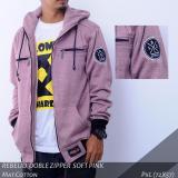 Toko Dfs Rebel Id Hoodie Jaket Jumper Sweater Zipper Rpia Pink Twoton Lengkap Jawa Barat