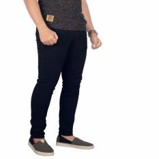 Dgm_Fashion1 Celana Jeans Skinny Hitam Polos Panjang /Celana lepis/Celana Jeans Skinny Pria/Celana Panjang/ Celana Pria/Celana Casual/celana denim/celana jeans hitam/jeans polos /CELANA JEANS PENSIL JS 2000 Hitam