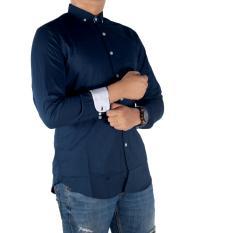 Beli Dgm Fashion1 Kemeja Polos Navy Pria Lengan Panjang Kemeja Flanel Panjang Flanel Woll Kemeja Men Flanel Men Kemeja Casual Kemeja Distro Kemeja Pantai Kemeja Formal Kemeja Hem Kemeja Pria Kemeja Polos Kemeja Tartan Kemeja Beckham Batik Px 5201 Navy Nyicil