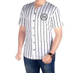 Dgm_Fashion1 Kaos Baseball Distro Putih Spalding Pria/Baju Kaos Baseball/Kaos Pria/Kaos Distro/Kaos Polos/Kaos Casual/Baseball Distro/Kaos Distro/Kaos Polos/Kaos Retro/Kaos Murah/Kaos YOGS/Kaos Young Lex/Kaos Man NS 5406