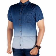 Harga Dgm Fashion1 Kemeja Jeans Biru Kombinasi Kemeja Denim Jeans Pria Kemeja Polos Kemeja Retro Kemeja Distro Baju Distro Kemeja Flanel Kemeja Pendek Kemeja Panjang Kemeja Casual Kemeja Kantoran Kemeja Hem Kemeja Murah Ua 5302 Biru Online