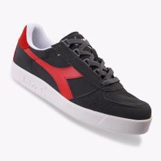 Diadora B Elite Suede Men S Sneakers Shoes Abu Abu Murah