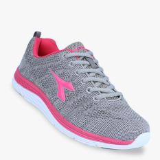 Diadora Clemento VI Women's Training Shoes - Abu-Abu