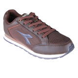 Review Toko Diadora Dante Sepatu Sneakers Pria Brown Online