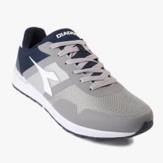 Jual Diadora Denta Men S Sneakers Shoes Abu Abu Online Indonesia