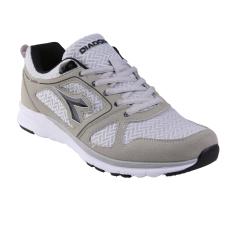 Toko Diadora Denta Sepatu Lari Pria Grey Diadora