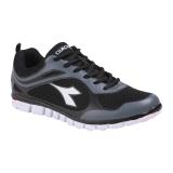 Katalog Diadora Devide Sepatu Lari Pria Black Diadora Terbaru