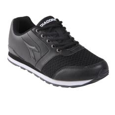 Diadora Dino Sepatu Sneakers Pria - Black