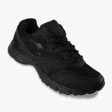 Harga Diadora Ennio Unisex Running Shoes Hitam Satu Set