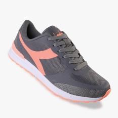 Jual Diadora Erasto Women S Sneakers Shoes Abu Abu Online Di Indonesia
