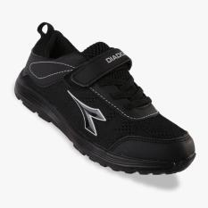 Toko Diadora Ermo Boys Sneakers Shoes Hitam Murah Indonesia