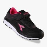 Jual Diadora Ermo Girls Sneakers Shoes Hitam Murah Di Indonesia