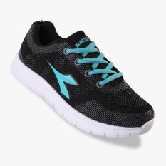 Jual Diadora Esta G*Rl Sneakers Shoes Hitam Online
