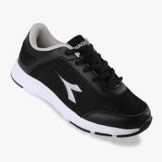 Ulasan Mengenai Diadora Ezio Unisex Sneakers Shoes Hitam