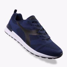 Spesifikasi Diadora Fraco Men S Sneakers Shoes Biru Bagus