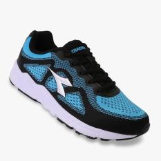 Diadora Levio Women's Running Shoes - Biru-Hitam