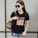 Harga Caidaifei Korea Fashion Style Kapas Musim Panas Ukuran Besar T Shirt Ttt32 Hitam Ttt32 Hitam Oem Original