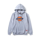 Dickies Pria Women S Relaxed Fit Thermal Retro Hoodie Sweatshirt Grafis Hip Hop Lucu Atasan Abu Abu International Di Tiongkok