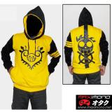 Beli Digizone Jaket Anime Hoodie One Piece Trafalgar Law Style Dressrosa Heart Ja Op 04 Best Seller Yellow Black Cicilan
