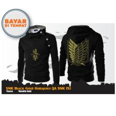 Spek Digizone Jaket Anime Hoodie Zipper Harajuku Attack On Titan Ja Snk 15 Best Seller Black Jawa Barat