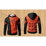 Promo Digizone Jaket Anime Hoodie Zipper Harakiri Naruto Rikudou Ja Nrt 50 Orange Black Di Indonesia