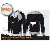 Digizone Jaket Anime Hoodie Zipper Harakiri Naruto Uchiha Ja Nrt 60 Black Diskon Indonesia