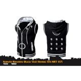 Tips Beli Digizone Jaket Anime Hoodie Zipper Rompi Naruto Rikudou Va Nrt 07 Black