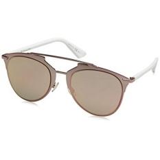 Dior Sunglasses Dior Reflected/S Sunglasses M2Q0J Pink White 52mm - intl