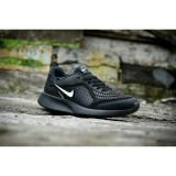 Spesifikasi Diskon Sepatu Sport Nk Airmax Full Black Hitam Murah