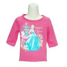 Disney Cinderella 3/4 T-shirt Pink