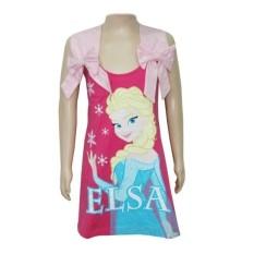 Beli Disney Frozen Elsa Tanktop Dress Pink Yang Bagus