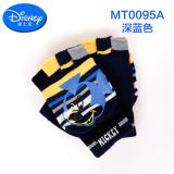 Jual Disney Rajutan Anak Laki Laki Kartun Sarung Tangan Anak Sarung Tangan Mt0095A Biru Tua Warna Ori